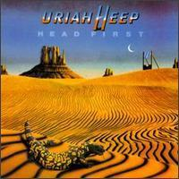 Uriah Heep - Head First, 1983 (re-release)