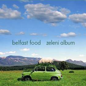 Belfast food - Zeleni album