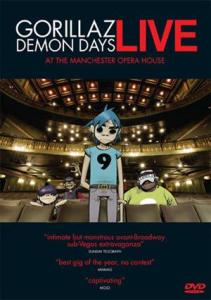 Gorillaz – Demon Days Live at the Manchester Opera House (DVD)