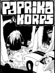 Paprika Korps na Metelkovi