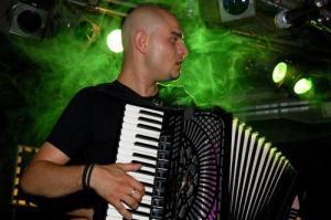Koncert beograjske jazz romske skupine KAL, Media Park, 22.6.2007