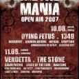 Norveški ekstremni black metalci 1349 so še zadnja potrjena skupina na festivalu Metal Mania Open Air, ki se bo zgodil 10. in 11. avgusta v Komnu na Krasu. Poleg njih bodo kot headlinerji nastopili še Dying Fetus (ZDA), Vendetta (Nemčija) in The Stone (Srbija), od domačih zasedb pa se bodo zvrstili še Ambassador Of Sifilis,...