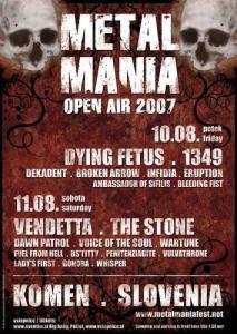 Metal Mania Open Air