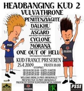 Headbanging KUD #2