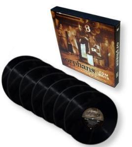 Tom Waits - Orphans: Brawlers, Bawlers & Bastards (vinyl box set)