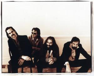 Grinderman z novim singlom Heathen Child