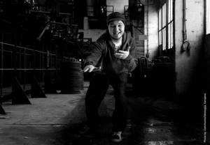 Funky Edo Maajka v Kinu Šiška