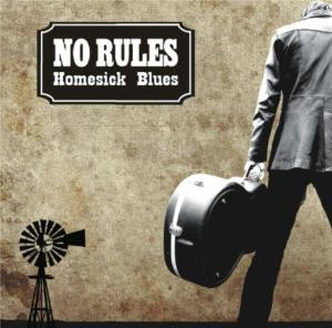 No Rules - Homesick Blues