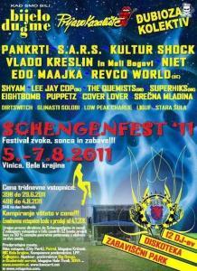 Idila ob Kolpi - Schengenfest 2011