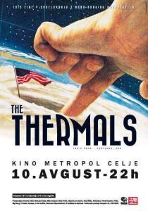 The Thermals v Celju!