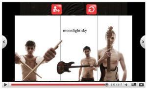 Video dneva za vas izbirajo Moonlight Sky