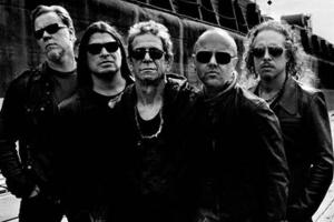 Prisluh™: Lou Reed & Metallica - The View