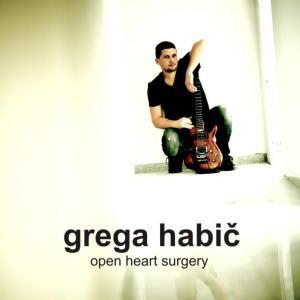 Grega Habič objavil naslovnico nove plošče