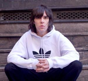 Ian Brown, frontman The Stone Roses