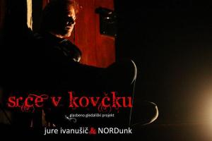 Jure Ivanušič predstavlja Srce v kovčku