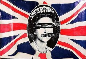 17.179 dolarjev za singlico God Save The Queen