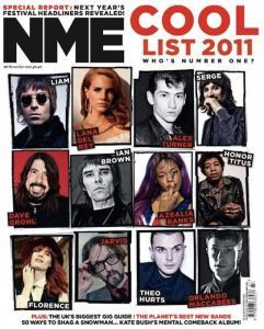 NME objavil Cool List