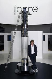 Tudi to se zgodi mojstru - Jean Michel Jarre v Zürichu