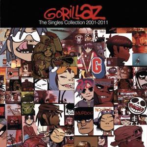 Gorillaz -The Singles Collection: 2001-2011 že v prodaji