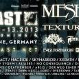 Nemški djent/prog festival najavlja nova imena