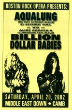 Aqualung vs Billion $ Babies