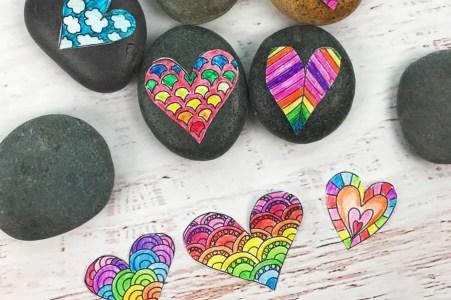 valentineheartrockblogpic
