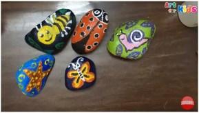 summer rock painting ideas