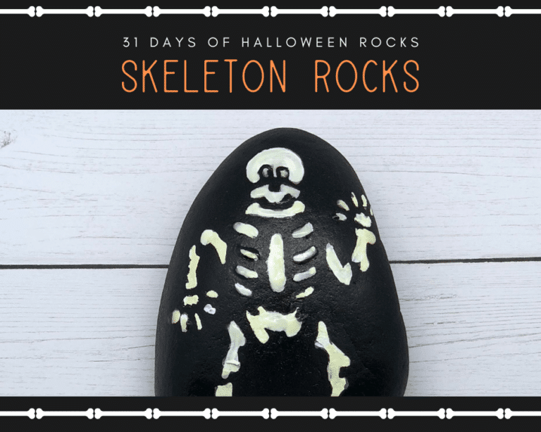 skeleton rocks