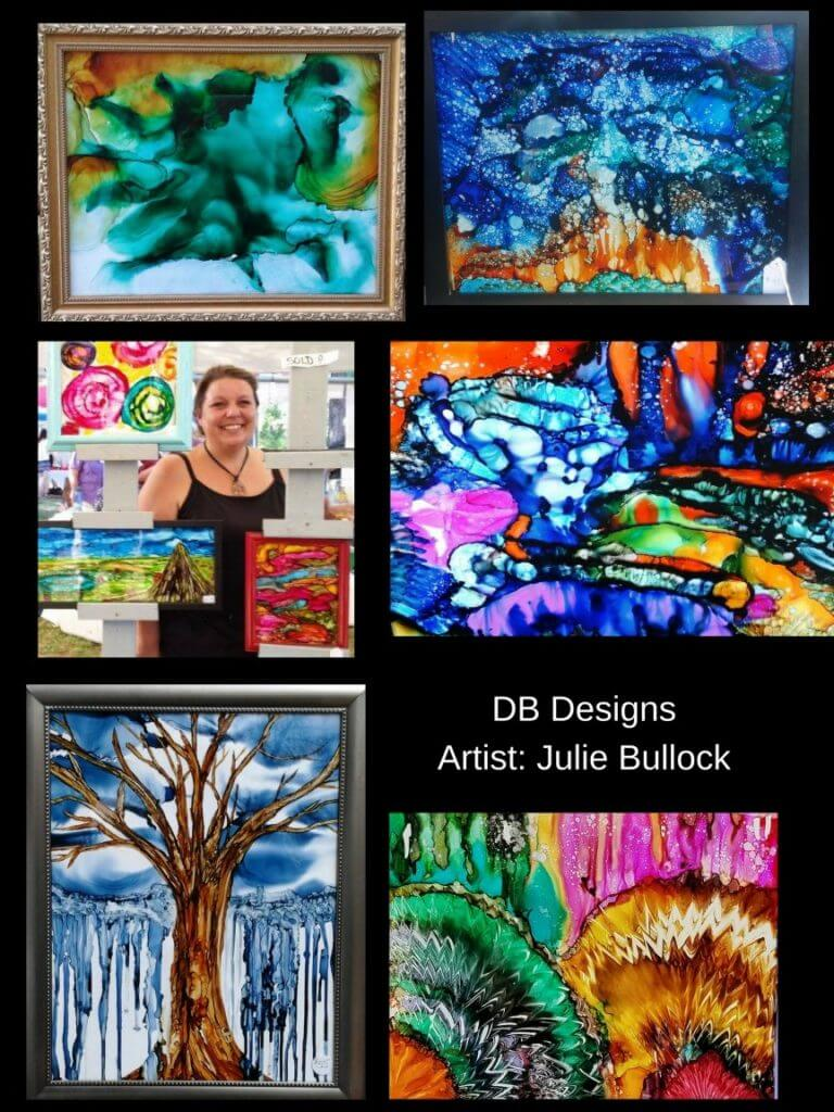 julie bullocks paintings