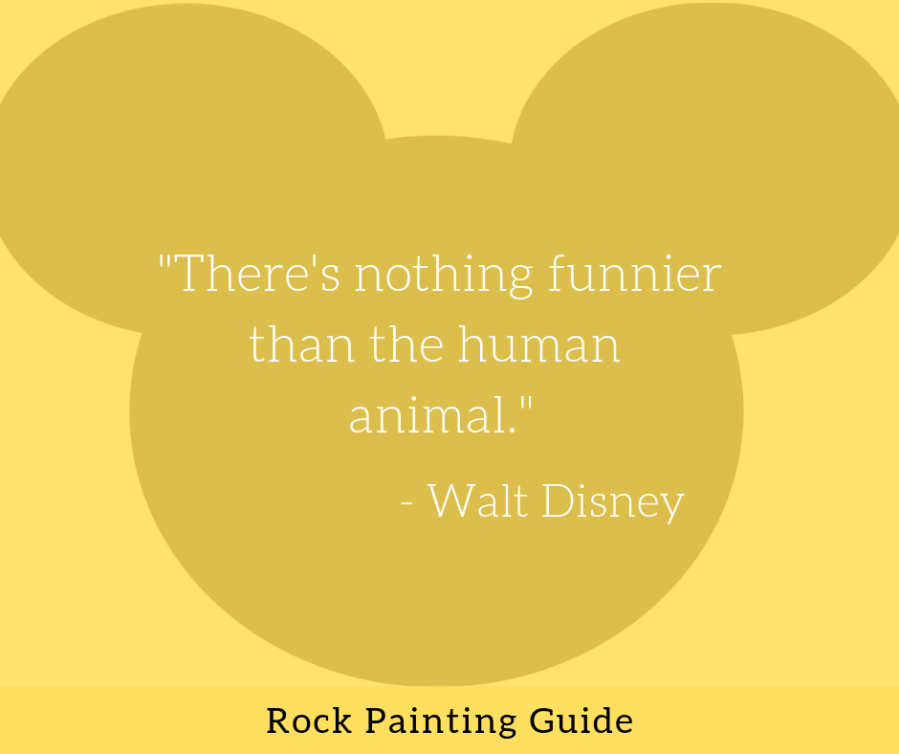 Walt Disney about happiness