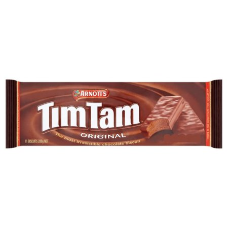 Image of a pack of Tim Tams original flavour