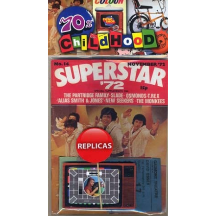 1970s Childhood Memorabilia Pack