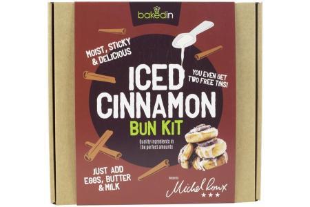 Image of Iced Cinnamon Bun Baking Kit