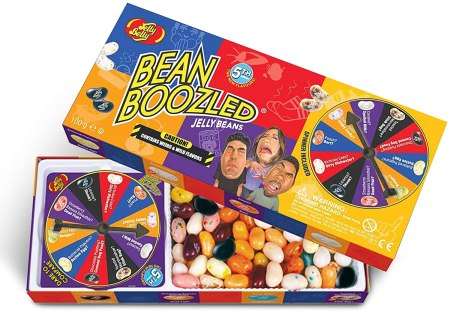Image of the Beanboozled spinner game