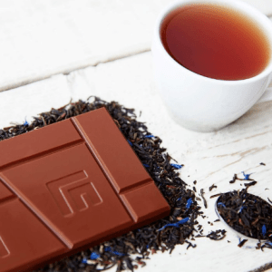 Earl Grey Tea Chocolate Bar