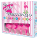 Image of a box of flamingo party lights