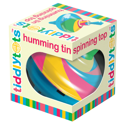 Image of the Humming Spinning Top