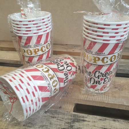 Image of Carnival Popcorn Cups