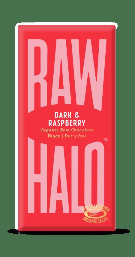 Image of Dark & Raspberry raw Halo