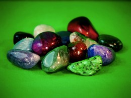 ordinary stones transform into beautiful gemstones by using a rock tumbler. How to use a rock tumbler.
