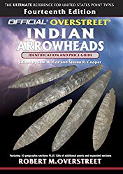 The best book about arrowheads and how to hunt for arrowheads