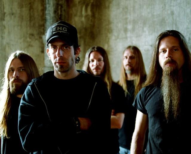 Lamb Of God Band Photo