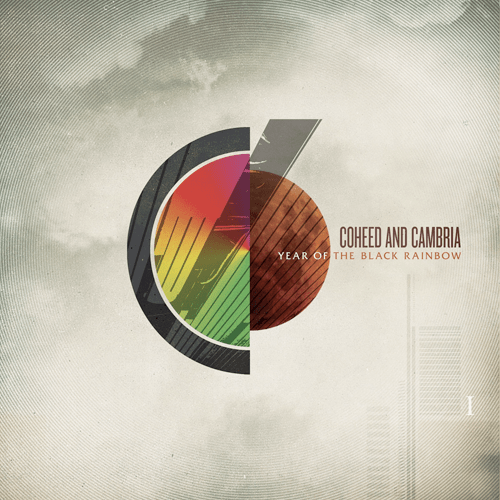Coheed And Cambria - Year Of The Black Rainbow Album Cover