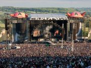 AC/DC at Download Festival 2010