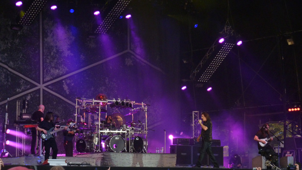 Dream Theater at High Voltage 2011