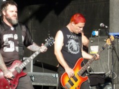 Neurosis headlining the Metal Hammer stage at High Voltage 2011