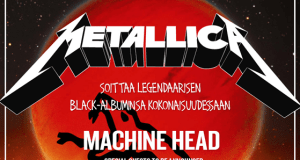 Sonisphere Finland Cropped Poster Image