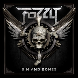 Fozzy Sin And Bones Album Cover