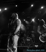 Soil on stage at London's Electric Ballroom December 2012 - Photo 2