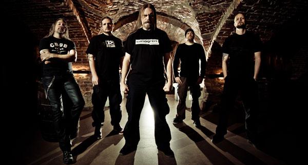 Meshuggah Band Photo by Anthony Dubois